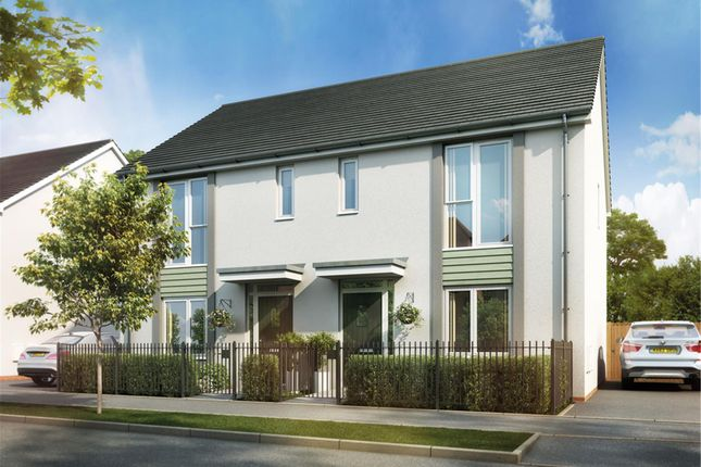 Thumbnail Property for sale in The Houghton, Glan Llyn, Lalnwern, Newport