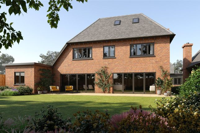 Thumbnail Detached house for sale in Norsey Grange, Billericay