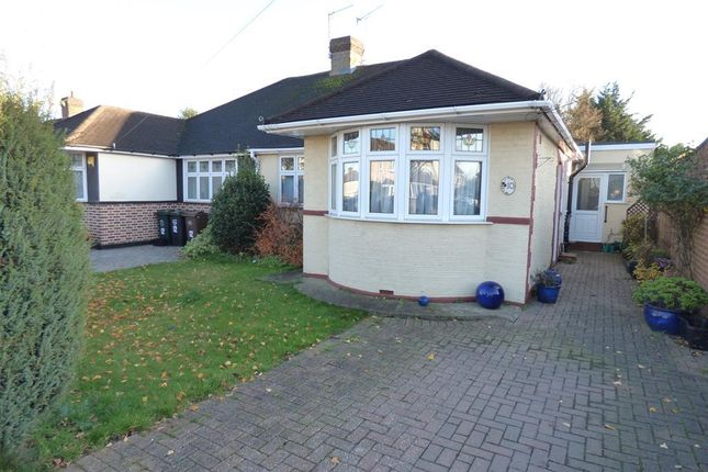 Thumbnail Bungalow for sale in Denver Road, West Dartford, Kent