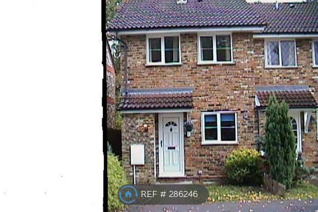 Thumbnail Terraced house to rent in Thyme Court, Farnborough