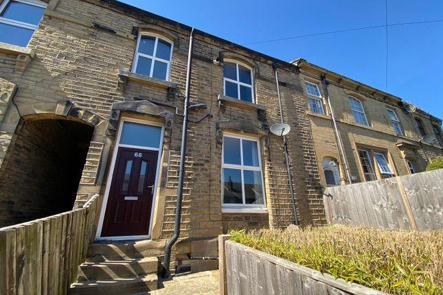 Thumbnail Terraced house to rent in Luck Lane, Marsh, Huddersfield