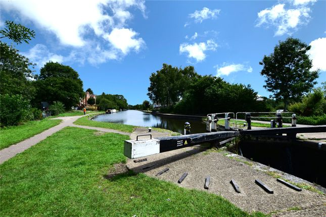 Canal of Watford Road, Croxley Green, Rickmansworth, Hertfordshire WD3