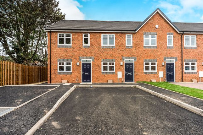 Thumbnail Town house for sale in Peel Street, Tipton