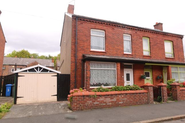 Thumbnail Semi-detached house for sale in Silver Hill Road, Hyde