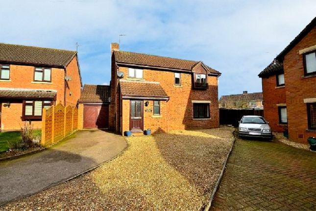 Thumbnail Detached house for sale in Wrenbury Road, Northampton, Northamptonshire.
