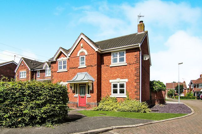 Thumbnail Detached house for sale in Rosemere Drive, Backford, Chester