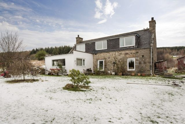 Thumbnail Country house for sale in Boharm, Craigellachie, Moray