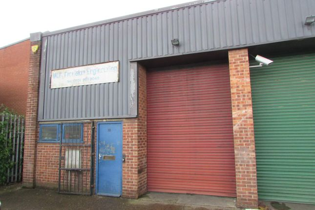 Thumbnail Industrial for sale in Trent South Industrial Park, Nottingham
