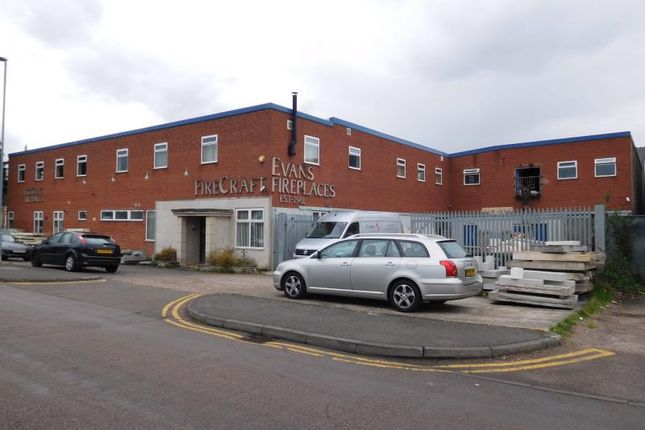 Thumbnail Light industrial to let in 2-4, Fleming Road, Hinckley