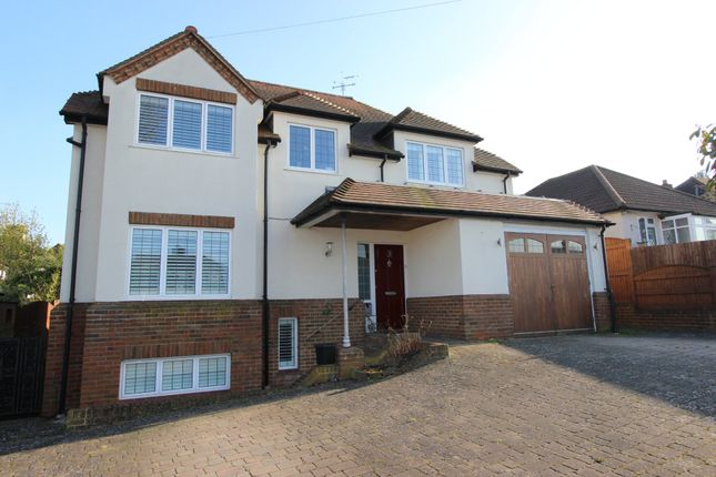 4 bed detached house for sale in Partridge Mead, Banstead