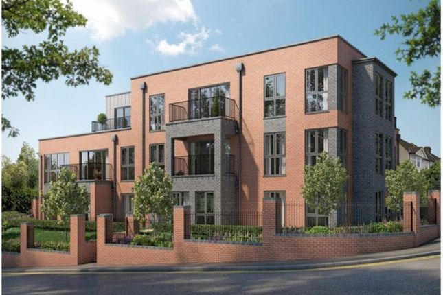 Thumbnail Flat for sale in Elements, South Norwood, London