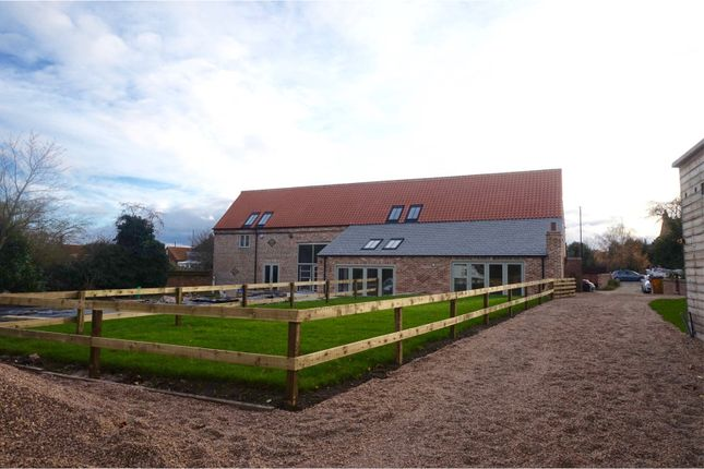 Thumbnail Barn conversion for sale in Gainsborough, Doncaster