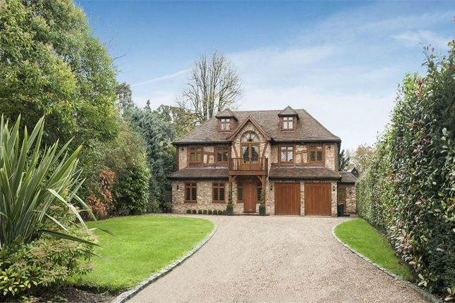 Thumbnail Detached house to rent in Crown Close, Mill Hill, London