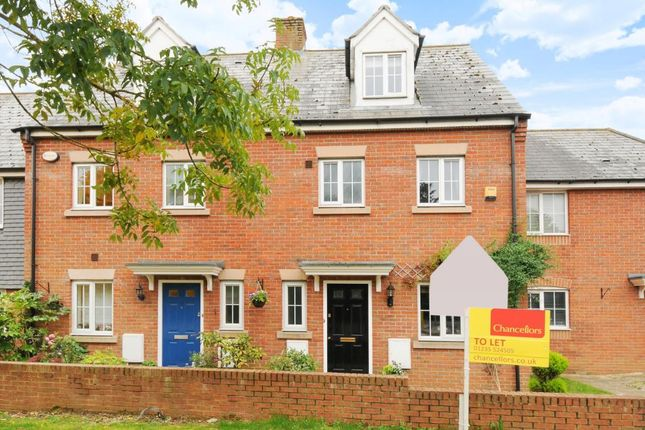 Thumbnail Terraced house to rent in Wootton, Oxfordshire