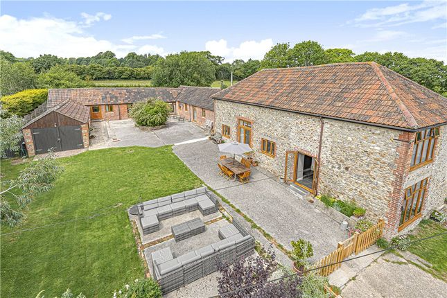Thumbnail Equestrian property for sale in Combe St. Nicholas, Chard, Somerset