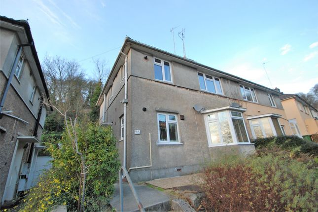 Thumbnail Flat for sale in Pike Road, Laira, Plymouth