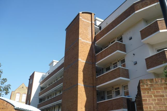 Thumbnail Flat to rent in Burnham Estate, Burnham Street, London
