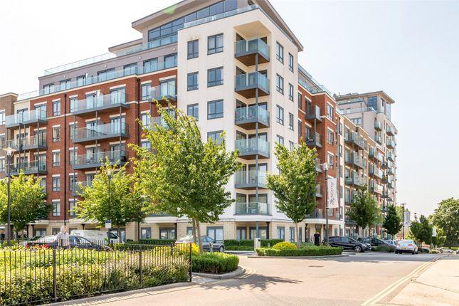 Thumbnail Flat for sale in Capri Apartments, Beaufort Park, Colindale