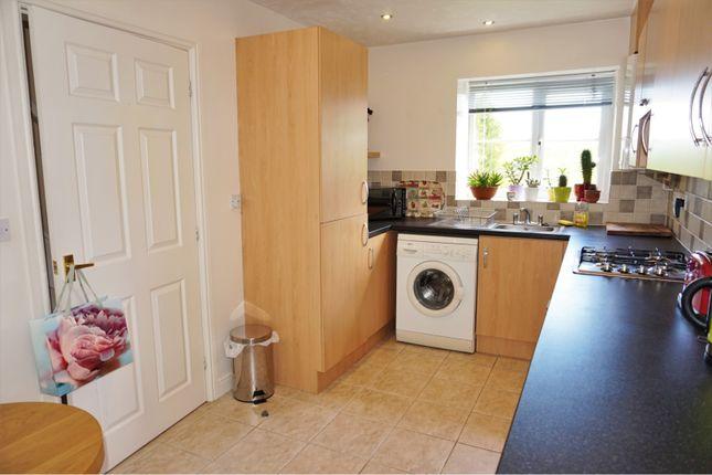 Kitchen of Broughton Heights, Wrexham LL11
