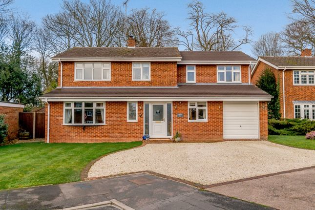 Thumbnail Detached house for sale in Hampden Way, Watford, Hertfordshire
