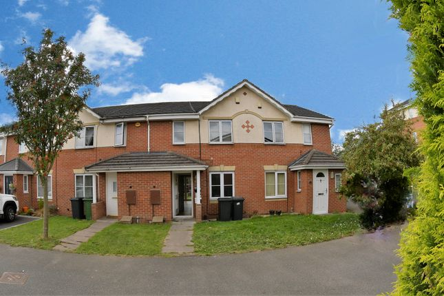 Thumbnail Terraced house to rent in Towpath Close, Longford, Coventry
