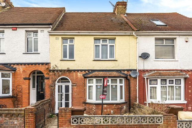 Terraced house for sale in Second Avenue, Gillingham