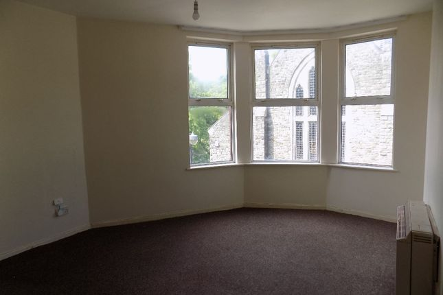 Thumbnail Flat to rent in Commercial Street Arcade, Abertillery