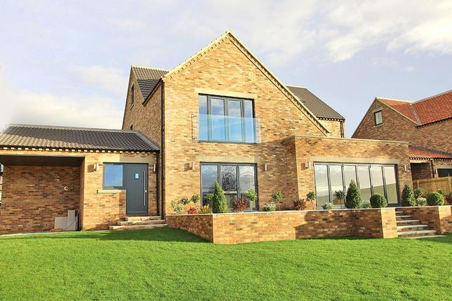 Thumbnail Detached house for sale in New Road, Scotton, Knaresborough