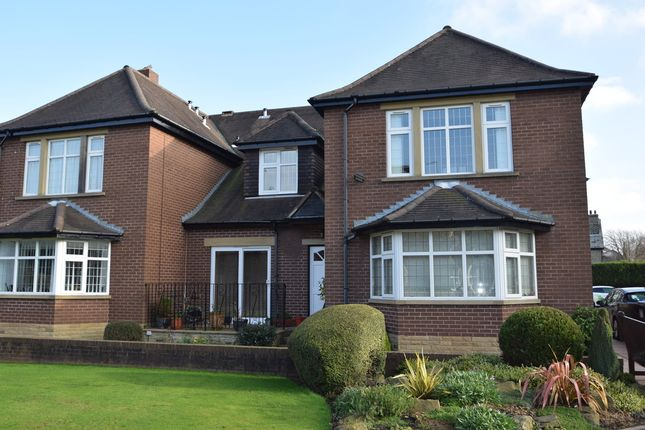 Thumbnail Flat for sale in Nab Wood Drive, Shipley