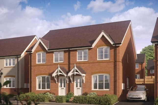 Thumbnail Semi-detached house for sale in The Birches, Spring Lane, Erdington, Birmingham