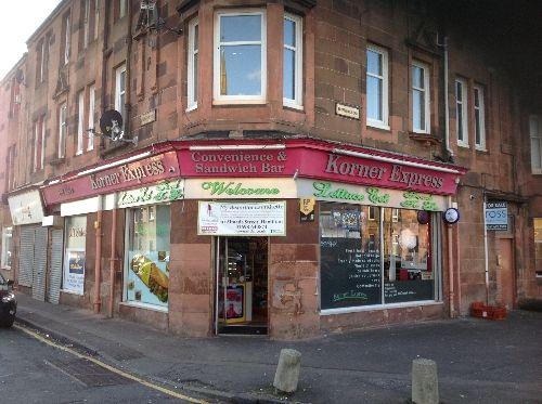 Thumbnail Retail premises for sale in Hamilton, Lanarkshire