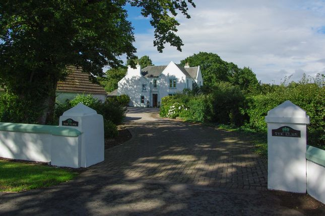 Thumbnail Detached house for sale in Kirkcolm, Stranraer