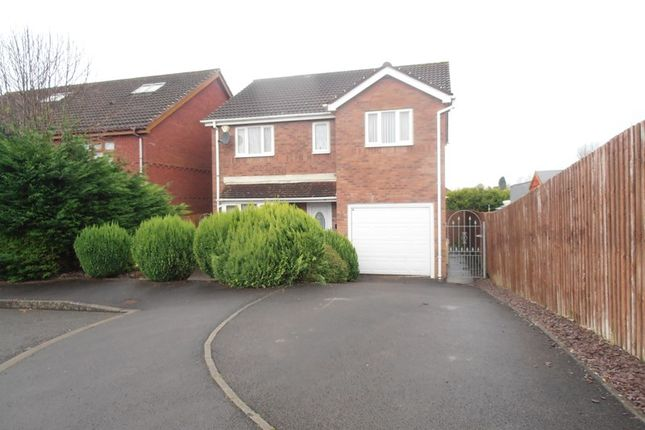 4 bed property for sale in Springfield Gardens, Hirwaun, Aberdare