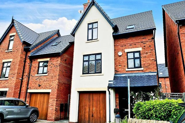 Thumbnail Detached house to rent in Waters Way, Worsley