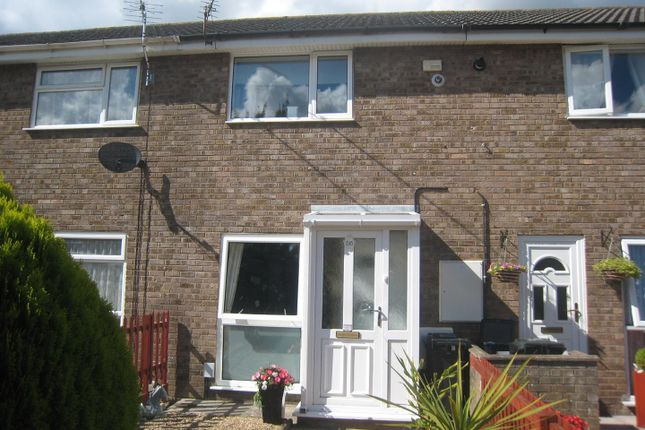 Thumbnail Terraced house for sale in Bideford Road, Newport