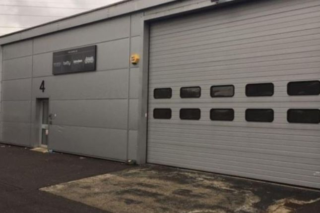 Thumbnail Light industrial to let in Unit 4 Trackside, Abbot Close, West Byfleet, Surrey