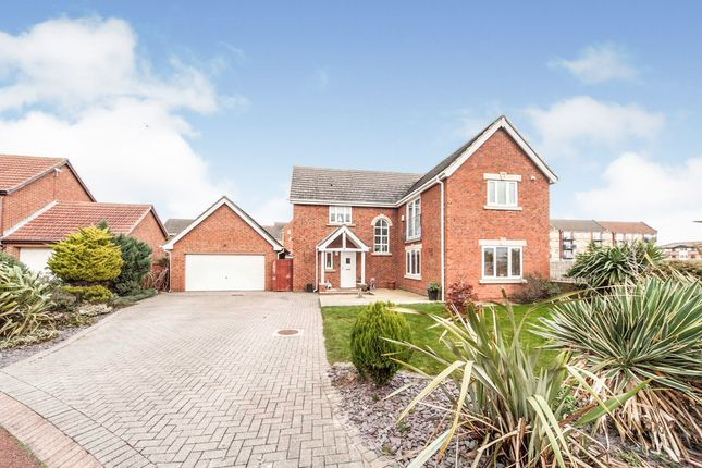 Thumbnail Detached house for sale in Mayflower Close, Hartlepool