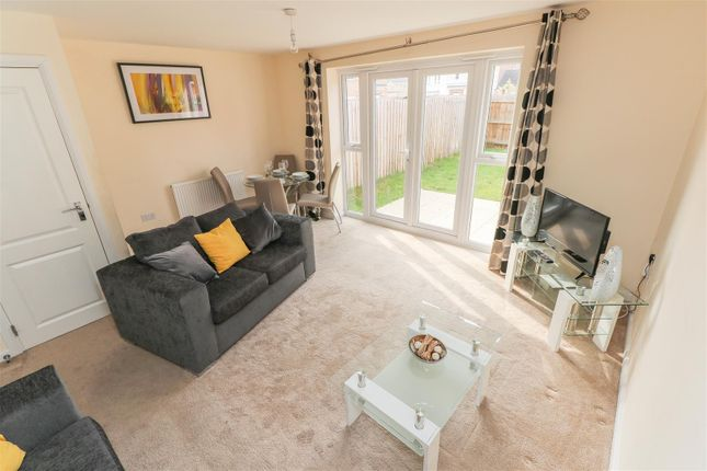 Thumbnail Terraced house for sale in Amelia Crescent, Coventry