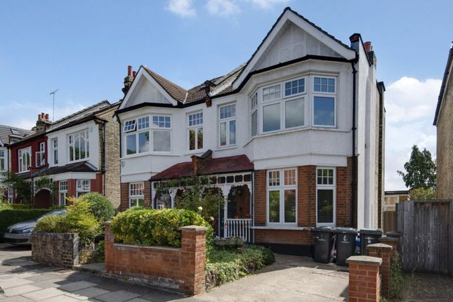 Thumbnail Semi-detached house for sale in Redston Road, Crouch End, London
