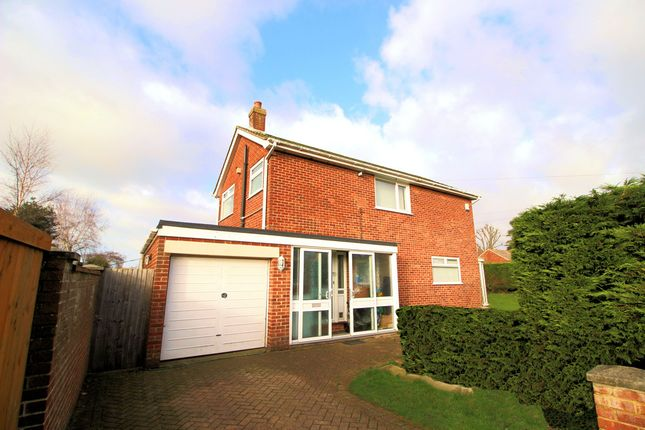 Thumbnail Detached house for sale in Orchard Road, Locks Heath, Southampton