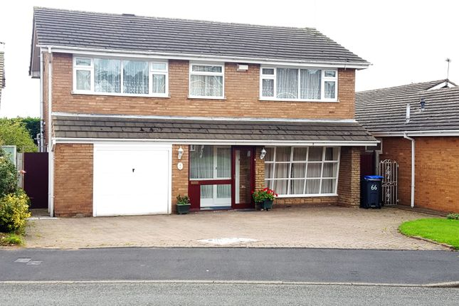 Thumbnail Detached house to rent in Longleat, Great Barr
