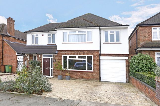 Thumbnail Detached house to rent in Dalkeith Grove, Stanmore