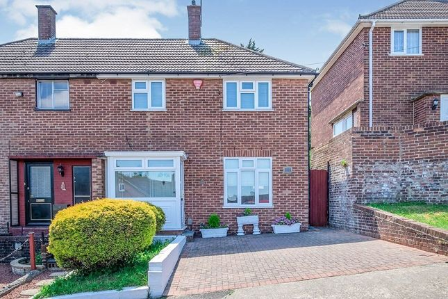 Thumbnail Semi-detached house to rent in Pilot Road, Rochester