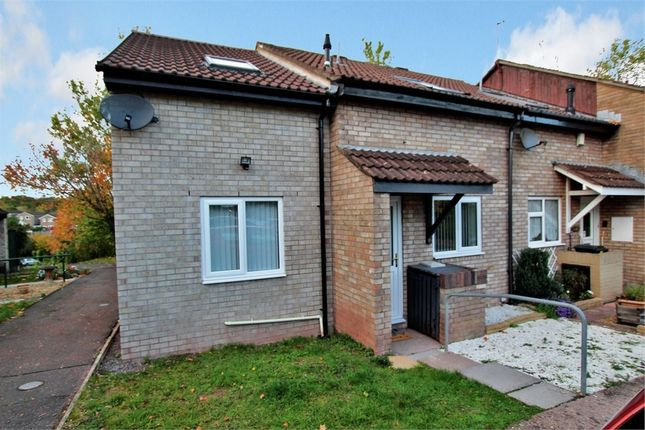 Thumbnail End terrace house for sale in Fairview Court, Glyn Coed Road, Cardiff