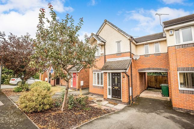 Thumbnail Semi-detached house to rent in Sedgefield Road, Chester