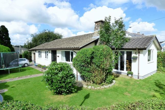 Thumbnail Bungalow for sale in Buckland Monachorum, Yelverton