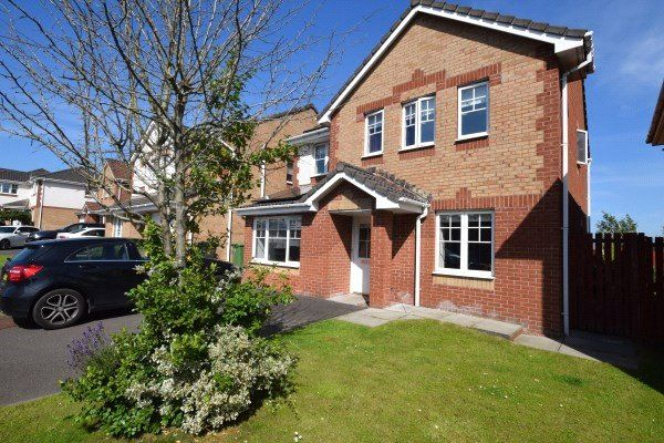 Thumbnail Detached house for sale in Wallace Gate, Bishopbriggs, Glasgow, East Dunbartonshire