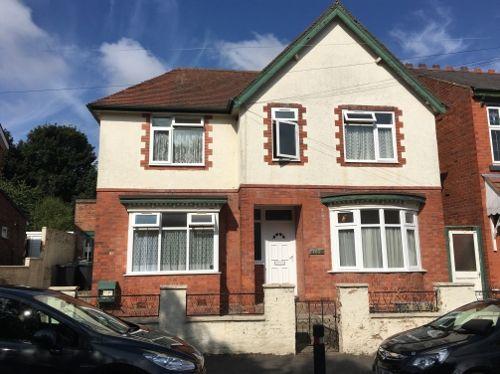 Thumbnail Flat to rent in Fowler Street, Blakenhall, Wolverhampton