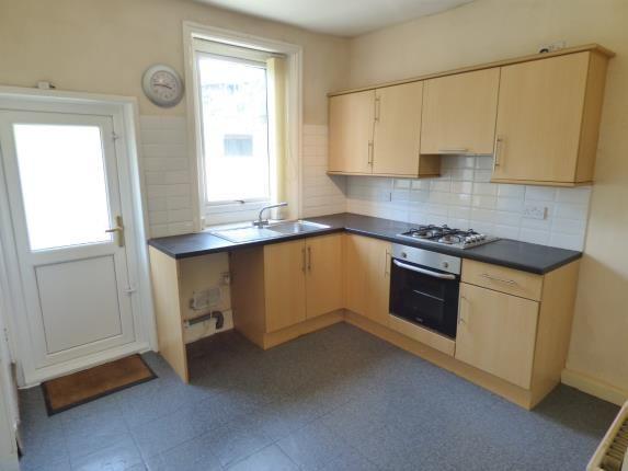 Kitchen of Redruth Street, Burnley, Lancashire BB12
