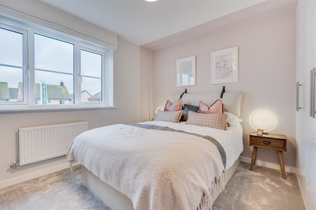"""3 bed semi-detached house for sale in """"The Linton R"""" at Southdown Close, Kingsnorth, Ashford TN25"""